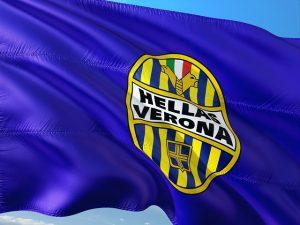 Hellas Verona Bandiera
